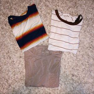 soft & sexy ae tshirt bundle